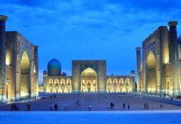 Tashkent – Khiva – Bukhara – Samarkand 5 days / 4 nights