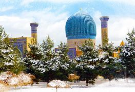 New Year 2021 in Uzbekistan 7 days 6 nights