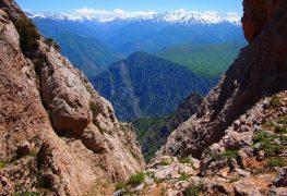 Путешествие в Чимганских горах
