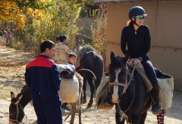 Chimgan Horseback Riding