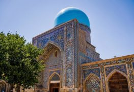 2-Day Tour to Samarkand