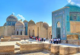 Bukhara and Samarkand by Rail 3 days