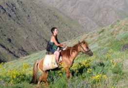 Horseback Riding Tour in Nuratau Mountains 6 days