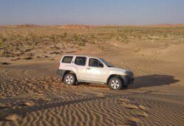 Jeep Tours in Uzbekistan