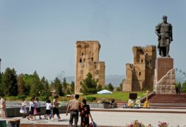Samarkand and Shahrisabz 3 days 2 nights