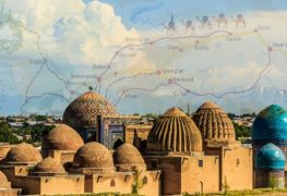 Silk Road Tour: Kyrgyzstan, China (Kashgar Xinjiang-Uighur Autonomous Region), Uzbekistan
