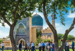 Uzbekistan Classical Tour 8 days 7 nights