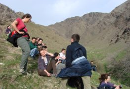 Youth Trip – Wonders of Uzbekistan and Mountains of Kyrgyzstan 15 days