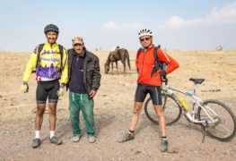 Bicycle Tour in Uzbekistan 8 days 6 nights