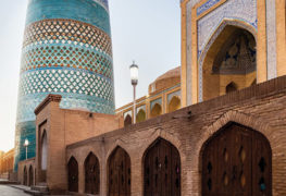 Khiva – the City of One Thousand and One Nights