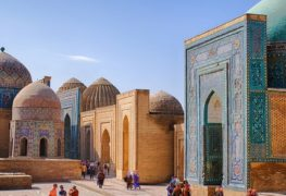 Magnificent Cities – Samarkand Bukhara Tashkent 5 days 4 nights