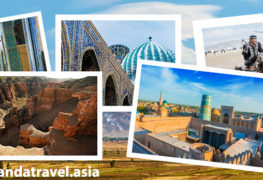 Central Asia in 2 Weeks
