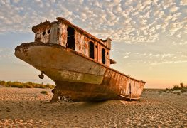 Aral Sea Tour from Khiva